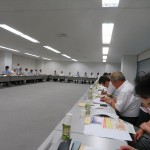 東京国税局間税会連合会常任理事会